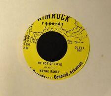 LISTEN MP3 OBSCURE COUNTRY BOPPER Wayne Raney Rimrock 258 My Pot Of Love