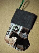 HORSE SHEEP CHRISTMAS STOCKING ORNAMENT GIFT CARD MONEY HOLDER