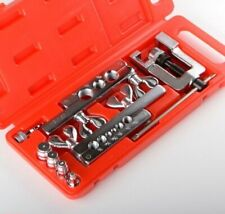 14pc Flaring Tools Kit Tubing Swaging Adapters 1/8-3/4 OD Swage HVAC Automotive