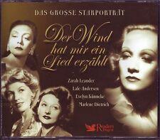 Der Wind hat mir ein Lied erzählt   Reader's Digest   4 CD Box