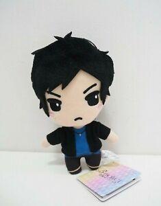 "B Project Goshi Kaneshiro Furyu Strap 6"" Plush TAG Stuffed Toy Doll Japan"