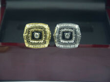 2 Pcs Ring 1974 1974 Pittsburgh Steelers World Championship Ring //