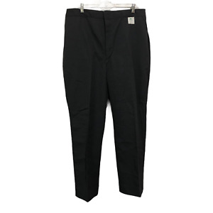 Red Kap Womens Size 22 Charcoal Gray Pants Work Industrial Half Elastic