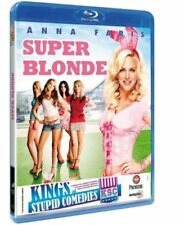 """BLU RAY """"Super Blonde""""   NEUF SOUS BLISTER"""