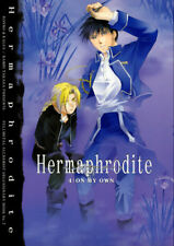 Fullmetal Alchemist YAOI Doujinshi Comic Roy x Ed (Edward) Hermaphrodite 4: On M
