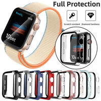 Protector Cover Hard Snap On Case For iWatch Apple Watch Series 4/5/6/SE 40/44MM