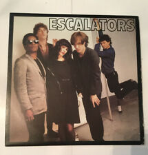 "Escalators-Here Comes That Girl Again-12"" Vinyl Single"