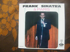 """EP FRANK SINATRA A PARIS """"The moon was yellow"""" +3 Capitol EAP 1-20359 (1962)"""