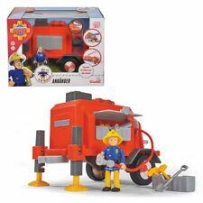 Anhänger mit Wasserspritzfunktion   inkl. Spielfigur Penny   Feuerwehrmann Sam