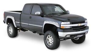 Bushwacker for 99-06 Chevy for Silverado 1500 Fleetside Cutout Style Flares 2pc