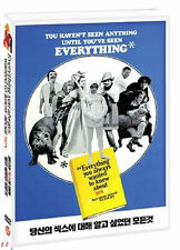 Everything You Always Wanted To Know About Sex But Were Afraid To Ask (1972) DVD