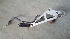 Honda VT500E - Right Hand Side Foot Peg Rest & Hanger Mount Bracket