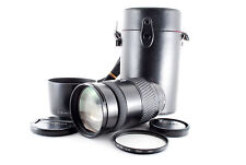 【Near Mint】Minolta AF 100-400mm f/4.5-6.7 APO Lens for Sony With Case Japan