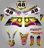 Full Custom Graphic Kit Yamaha YZ 250  - 1996 - 2001