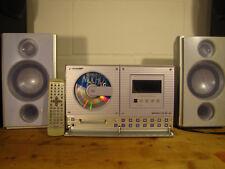 Sharp SD-CX1H MiniDisc, CD, Radio Kompaktanlage