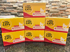 7x Tidy Cats Litter Box Liners 15x18x5 22x30 Heavy Duty Tear Resistant Multi Cat