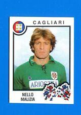 CALCIATORI PANINI 1982-83 Figurina-Sticker n. 40 - MALIZIA - CAGLIARI -New