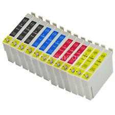 12 Patronen mit Chip für SX110 SX115 SX210 SX215 SX218 SX410 SX415 SX510W SX515W