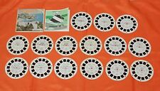 MEXICO VIEW-MASTER REELS LOT (5 sets) Acapulco Mexican Bullfight Antiguo City