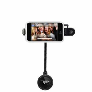 Belkin TuneBase FM with Handsfree for iPhone 4 4s, 3/3GS, iPod touch & Nano