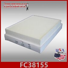 FC38155 PREMIUM CABIN AIR FILTER for FORD MUSTANG 2015-2017