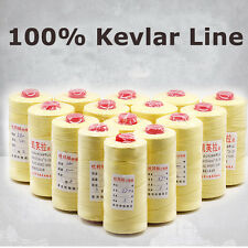 Heavy Duty 1000ft Test 70-200lb 100% Kevlar Sewing Thread Line Made with Kevlar