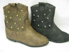 Calzado de niña Botas, botines de piel sintética