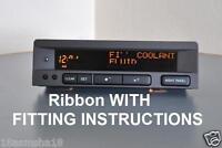 RIBBON CABLE SAAB 9-3, 9-5 SID 2 Dead Pixel