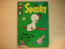 Harvey Comic tuff little ghost Spooky Vol 1 # 66 1962