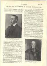 1899 Le premier Duc de Westminster et successeurs Miss Lillian Moreton