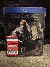 GI Joe Retaliation Blu-Ray Digital HD Metalpak Steelbook-like Dwayne Johnson New