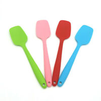 Silicone turner mixing spatula  21 & 28 cm in 7 Colours SP.Prices UK SELLER