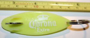Corona Extra Beer Yellow Surfboard Bottle Opener Key Chain Keychain