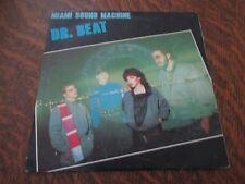 45 tours MIAMI SOUND MACHINE dr. beat