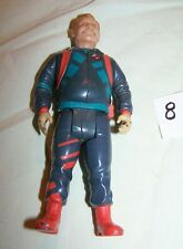 1984 Power Pack Ray Stantz Real Ghostbuster Action Figure-Lot 8-5 inches tall