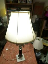 Vintage lot (2) Federal Eagle Table Lamps