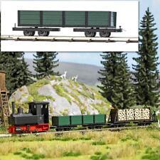 BUSCH 12246; Rungenwagen Hochbordwand H0f NEU&OVP 2 Jahre Händlergewährleistung