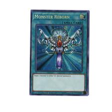 Monster Reborn TN19-EN011 Prismatic Secret Rare Limited