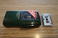DICTAPHONE OLYMPUS PEARLCORDER S710 spécial édition vert. Mauvaise Ton