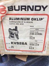 Burndy KVS26A (25 count)