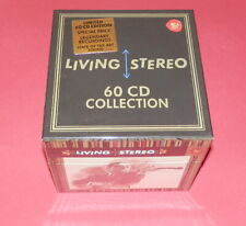 Living Stereo -- 60 CD Collection   -- 60 CD-Box