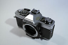Vintage Minolta XG 9 SLR film analog camera kamera camara *TESTED ok*