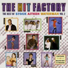 Various Artists - The Hit Factory: The Best Of Stock Aitken Waterman, Vol 2 - CD