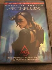Aeon Flux (Dvd, 2006, Special Collectors Edition) Like New Charlize Theron