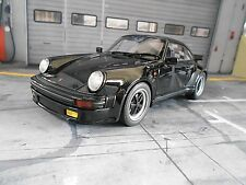 PORSCHE 911 930 Turbo S 3.3 schwarz black G Model NEU NEW GT Spirit Resin 1:18