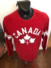 MENS Large HBC Hockey Cotton Shirt Jersey #12 2012 Olympics London