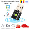 NANO CLE WIFI USB 600 Mbps Double Bande WIRELESS 802.11 AC/N/B/G Dongle WIFI