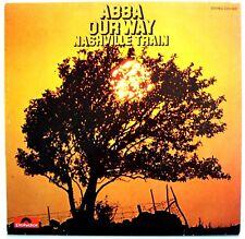 NASHVILLE TRAIN-ABBA OUR WAY-ORIGINAL GERMAN LP 1976-TWELVE ABBA COVER SONGS