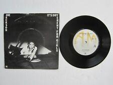 "JOE JACKSON - IT'S DIFFERENT FOR GIRLS - 7"" 45 rpm vinyl record"