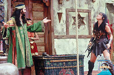 Xena Photo Club May 2005 Photoclub photograph May 05 Eli rope trick and Xena
